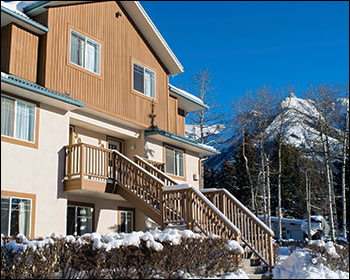 Banff Boundary Lodge, Canmore